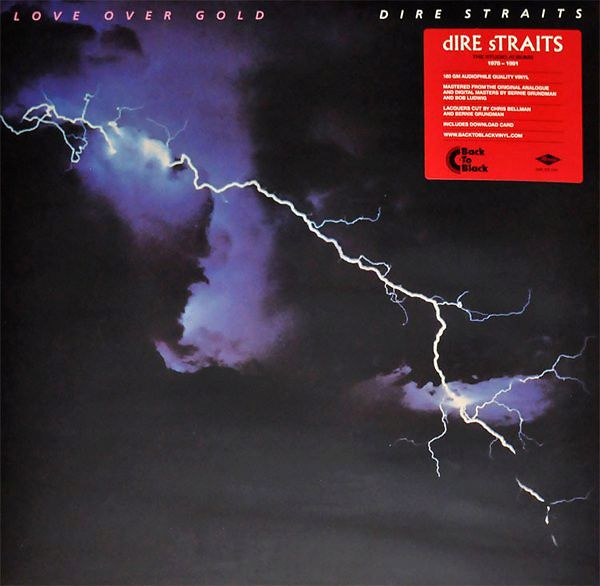 dire straits love over gold full album