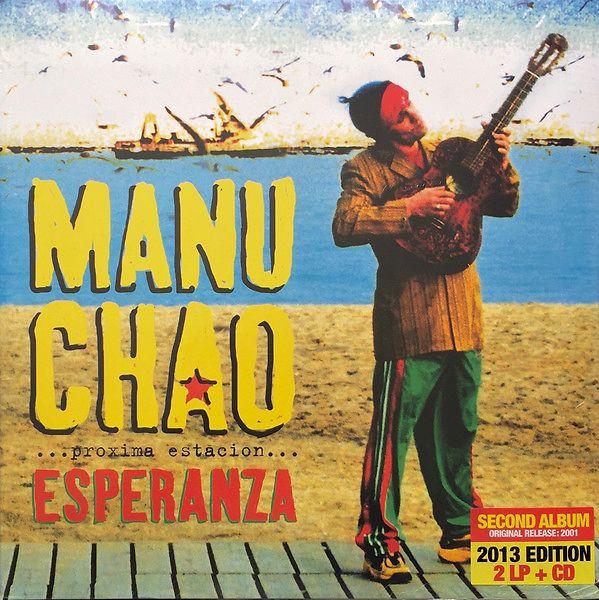...Próxima Estación... Esperanza, Manu Chao – LP, CD ...