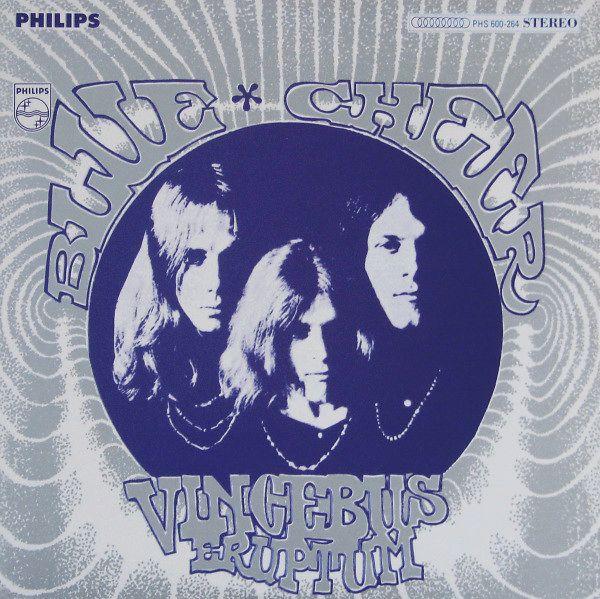 Vincebus Eruptum Blue Cheer Lp Music Mania Records