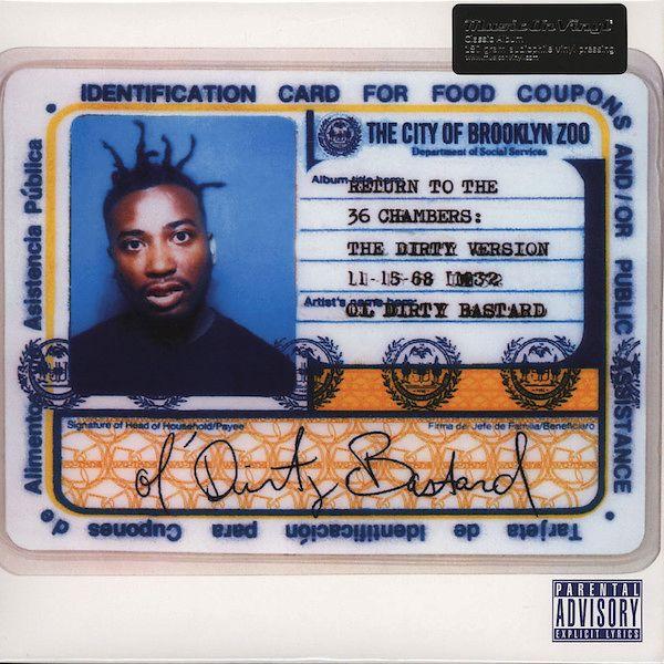 Bastard Album: Return To The 36 Chambers: The Dirty Version (Bonus Tracks