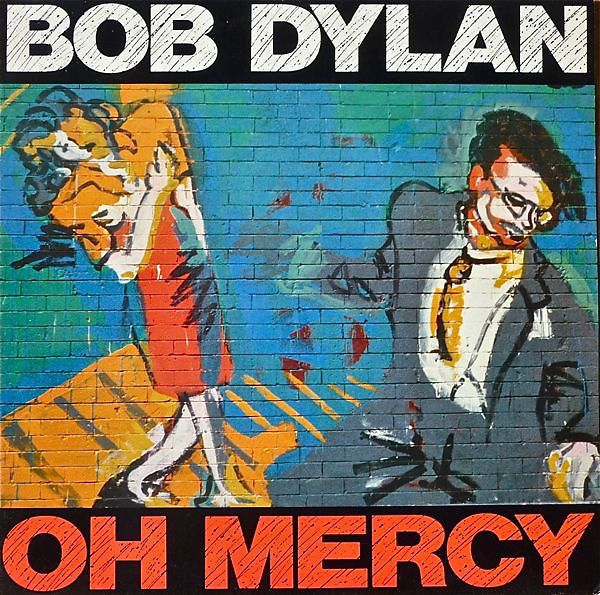 Oh Mercy, Bob Dylan – LP – Music Mania Records – Ghent