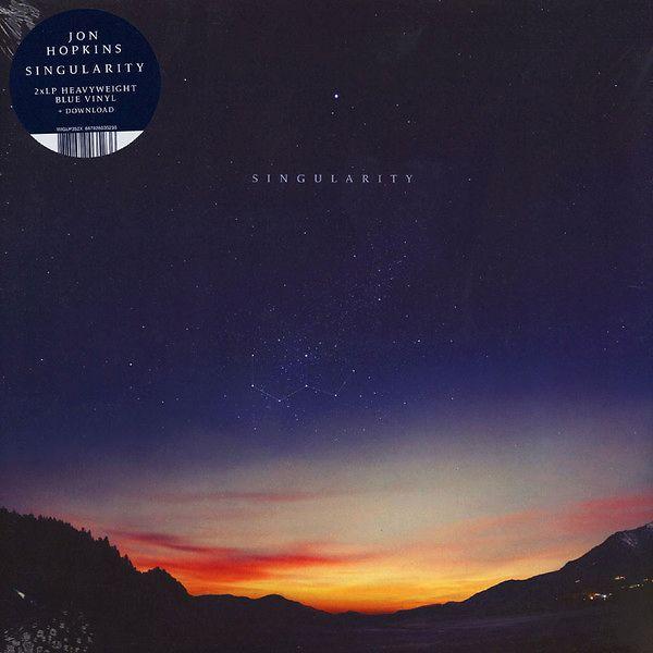 Singularity, Jon Hopkins – LP – Music Mania Records – Ghent