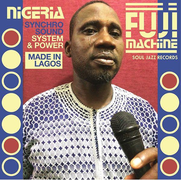 Synchro Sound System & Power, Nigeria Fuji Machine – LP