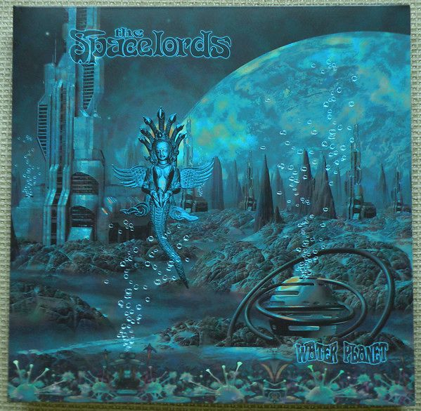 Water Planet, The Spacelords – LP – Music Mania Records – Ghent