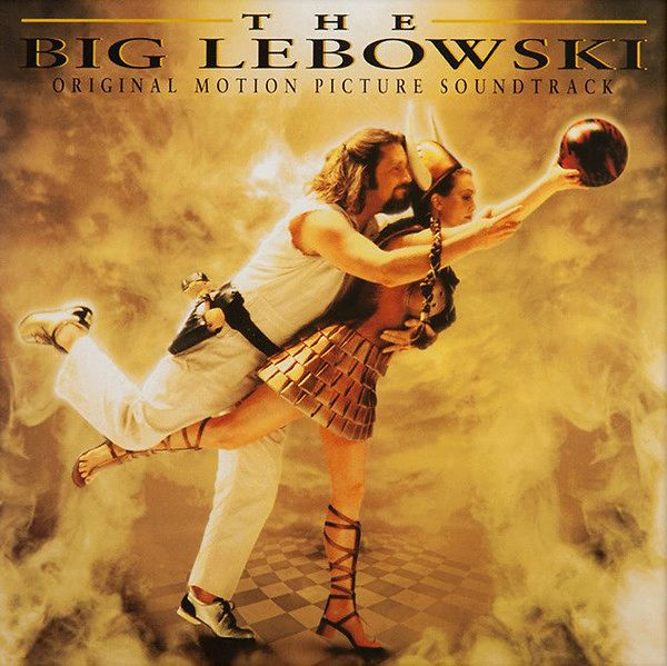 The Big Lebowski (Original Motion Picture Soundtrack), Various – LP