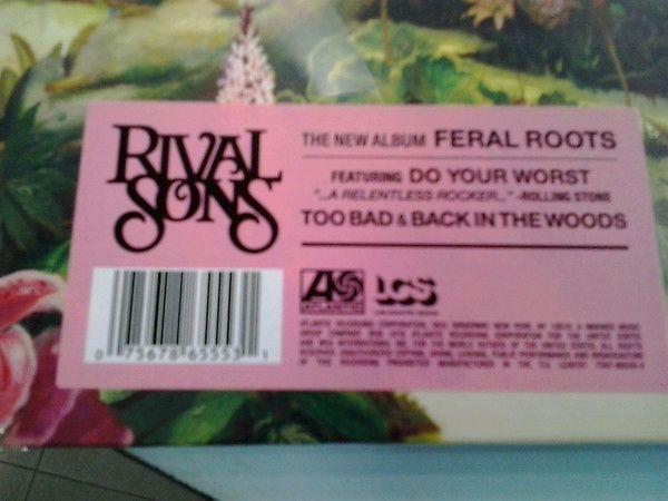 29d67b699d2 Feral Roots, Rival Sons – LP, LP, – Music Mania Records – Ghent