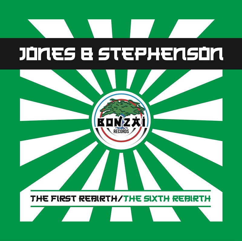 ac2a746aa39ba2 The First Rebirth/the Sixth Rebirth (7 Inch Limited Edition Green Colored  Vinyl)