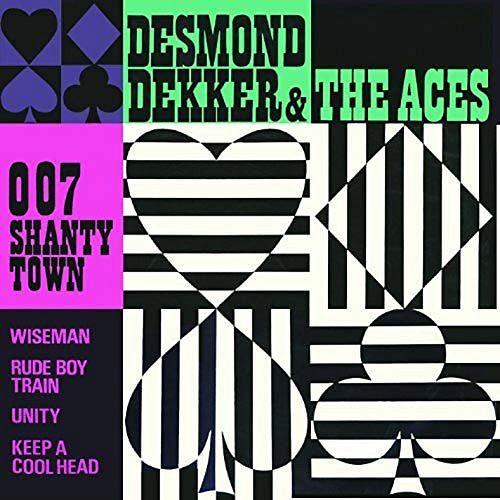 007 Shanty Town Desmond Dekker The Aces Lp Music Mania Records Ghent