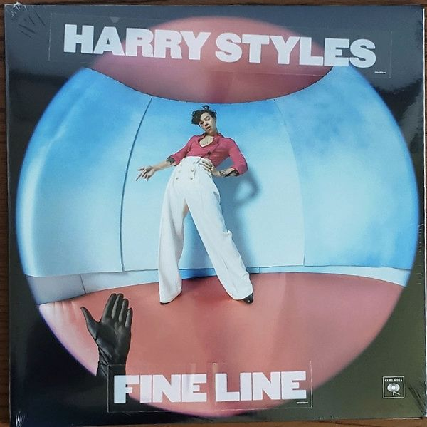 Fine Line Harry Styles 2 X Lp Music Mania Records Ghent