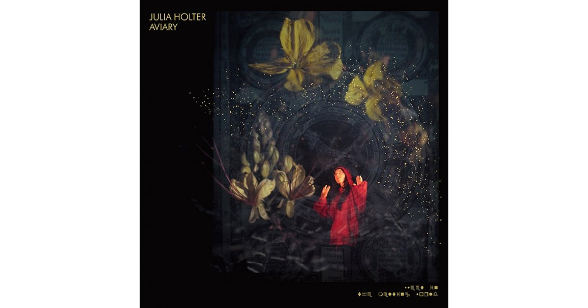 Aviary, Julia Holter – LP – Music Mania Records – Ghent