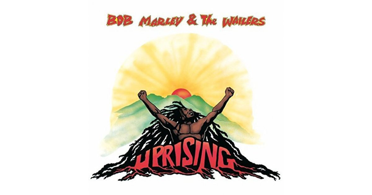 Uprising, Bob Marley & The Wailers – LP – Music Mania Records – Ghent