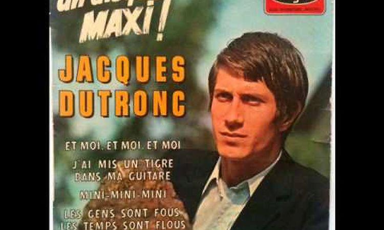 Les Play Boys Jacques Dutronc Lp Music Mania Records Ghent