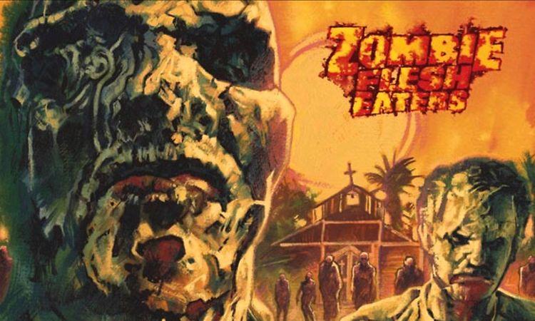 Zombi 2 Zombie Flesh Eaters Fabio Frizzi Lp Music