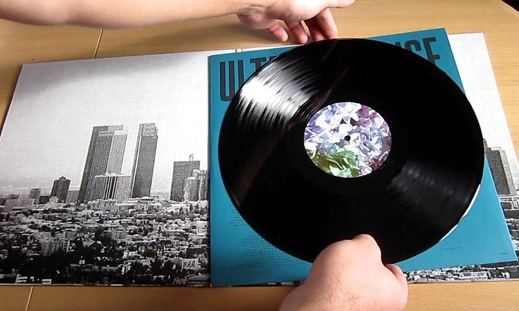 Ultraviolence Lana Del Rey 2 X Lp Music Mania Records